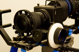 video production Cine HD Camera System