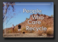 arizona recycling television commercial production